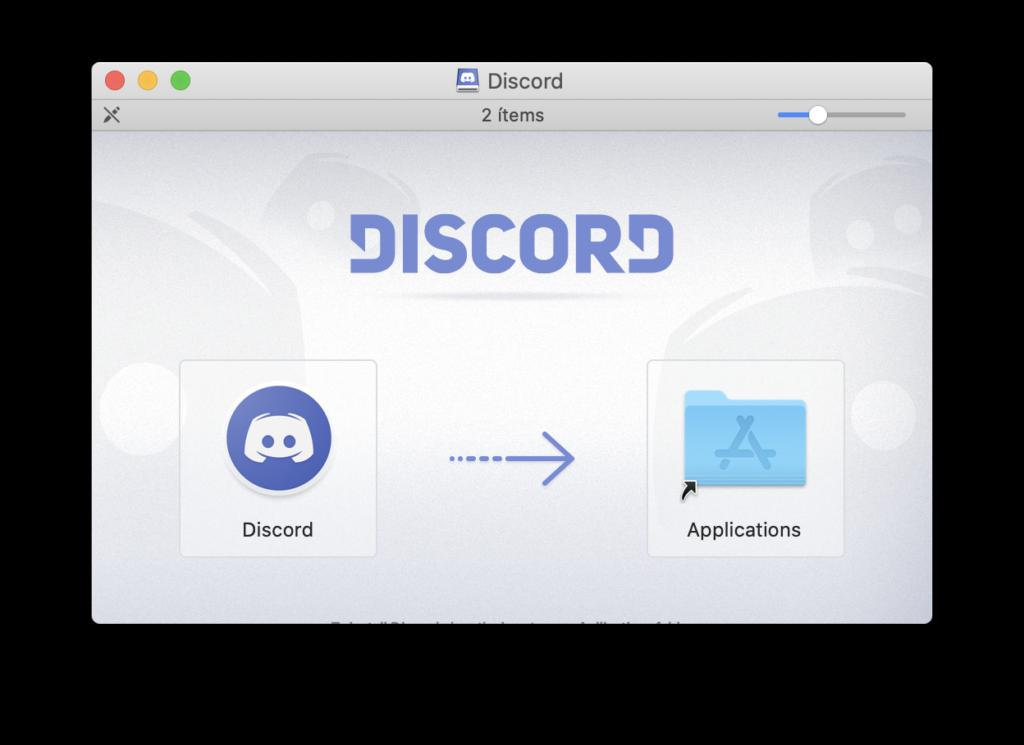 Instalacioón de Discord
