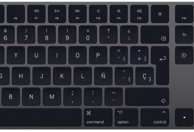 Teclado iMac